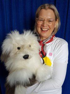 Kinderzaubershow Zoom Onlineshow Stephanie Amstadt